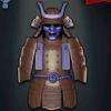 Oda Nobunaga's Armor - Blue
