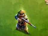 Manchu Rifleman
