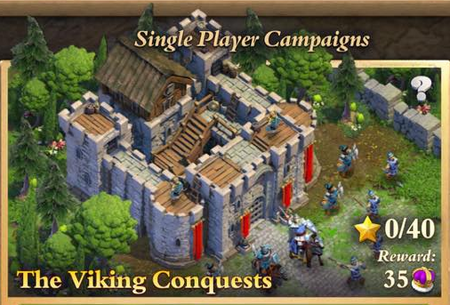 The Viking Conquests