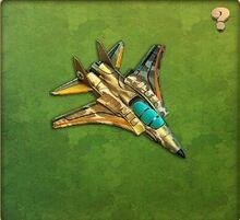 F-15 STOL