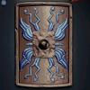 Sulla's Shield - Electric Blue