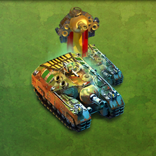 T28 Super Heavy Tank Army