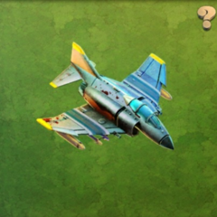 Supersonic Fighter Mk.1 to Mk.3