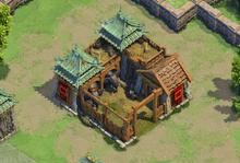 Elephant stable