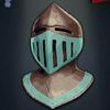 Emperor Maxmilian's Helm - Turquoise