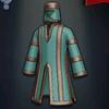 Bornu Armor, turquoise colour