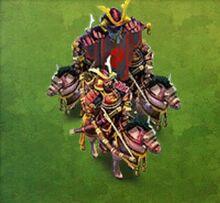 Yumi Samurai Army