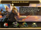 Admiral Yi Event