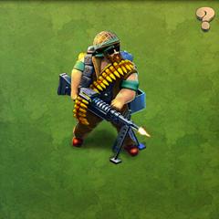 Heroic Machine Gun