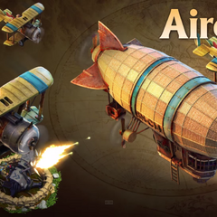 The new type of Industrial Age units is the Aircraft; can be used to destroy units and buildings from above.