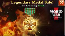 Captain's Croix de Guerre Sale