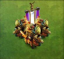 Elite Royal Companion Army