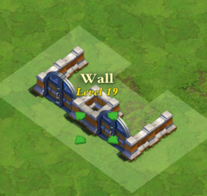 Wall and gate lvl19