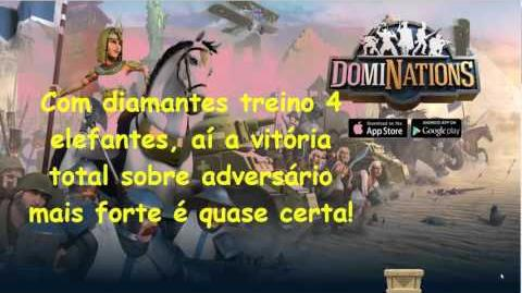 DomiNations Dicas de Atilas