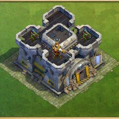 Level 7 Fort