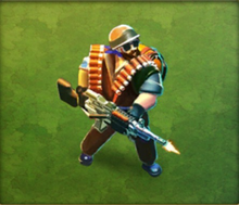 Tactical Machine Gun