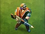 Machine Gun Infantry