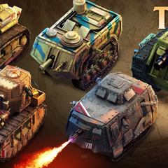 Types of tanks including the <a href=
