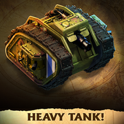 Heavy Tank (intro)
