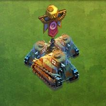 I-Go Tank Army