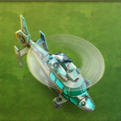 Superior Tactical Helicopter