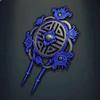 Wu Zetian's Hair Ornament - Blue2