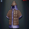 Admiral Yi's Armor - Blue