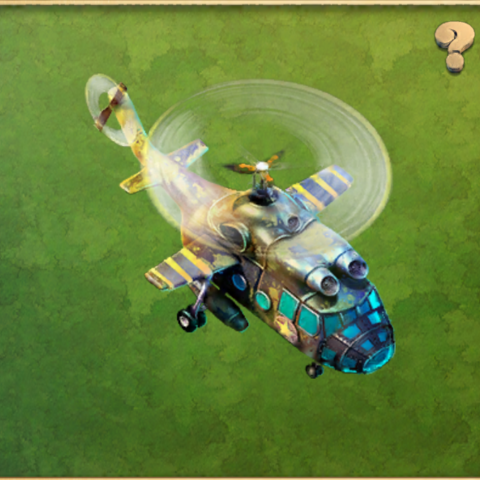 Heavy Tactical Helicopter(<a href=