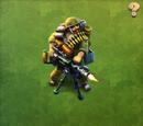 Veteran Machine Gun