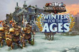 Winter for age gunpowder