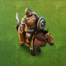 Horseman North European