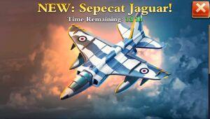 Sepecat Jaguar Sale