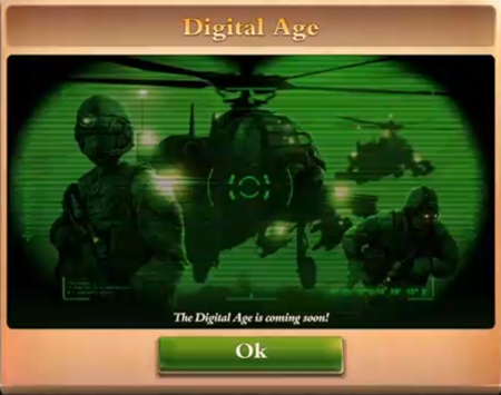 Digital Age Announcement