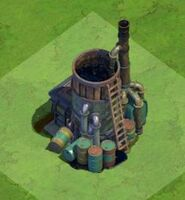 Oil Refinery lvl 2