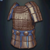 Sun Tzu's Armor, level 1 light blue