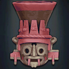 Itzcoatl's Tlaloc Vessel, level 1 pink