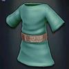 Herodotus' Tunic, turquoise colour