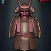 Oda Nobunaga's Armor - Pink