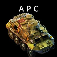 APC (Armored Personel Carrier) - New unit