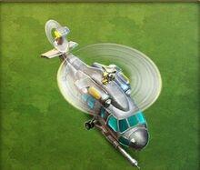 Vanguard Tactical Helicopter