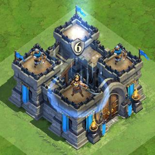 Level 3 Castle