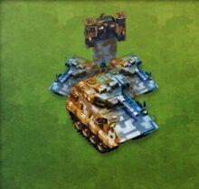 TYPE-89 IFV Tank Army
