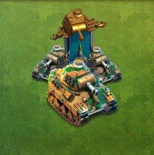 Panther Tank Army