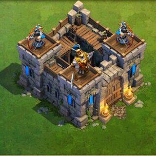 Level 1 Castle