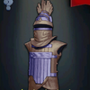 Gush X'een Tlingit Armor - Bue