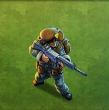 Elite Rifleman North European