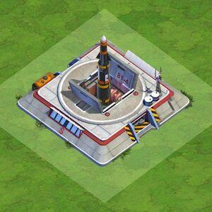 Missile Silo Level 6