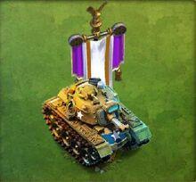 MBT Mk.2 army