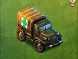 Heavy Supply Truck