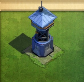 Sniper Tower Level 13